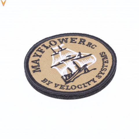 MAYFLOWER RC LOGO PATCH