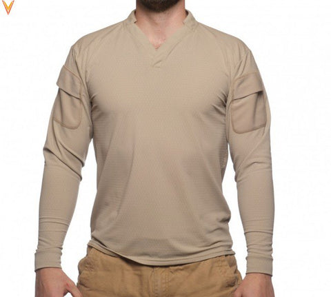 VELOCITY SYSTEMS BOSS RUGBY LONG SLEEVE SHIRT
