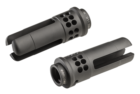 SUREFIRE WARCOMP FLASH HIDER/SUPPRESSOR ADAPTOR - 556