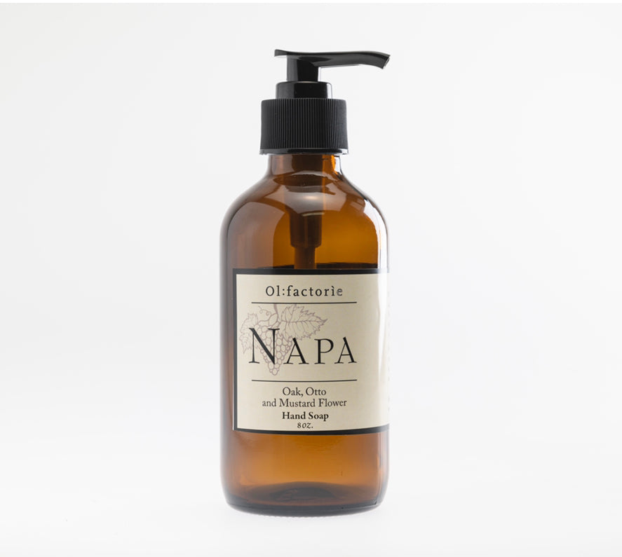 Napa Hand & Body Wash - Olfactorie Candles + Apothecary Boutique