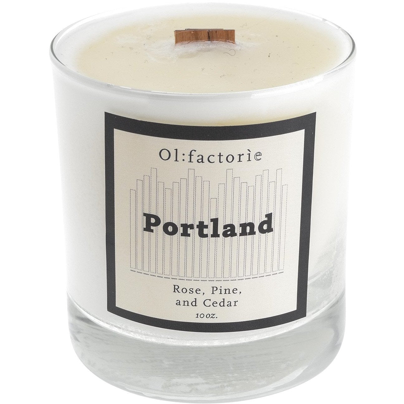 Portland Candle - Olfactorie Candles