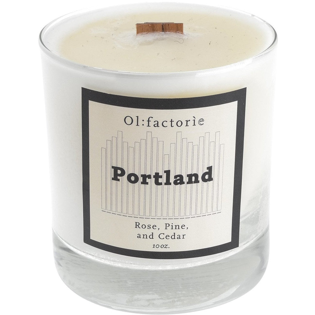Portland Candle 10oz - Olfactorie Candles