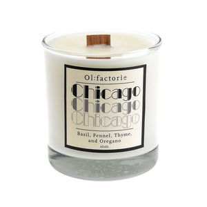 Chicago Candle - Olfactorie Candles