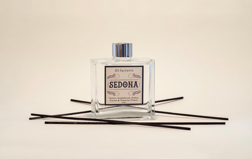 Sedona Diffuser 10oz - Olfactorie Candles