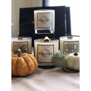 Oakland Candle 10oz - Olfactorie Candles