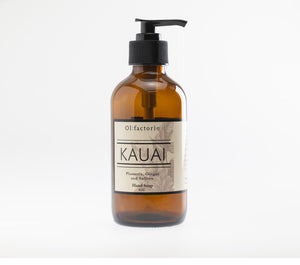 Kauai Hand & Body Wash - Olfactorie Candles + Apothecary Boutique