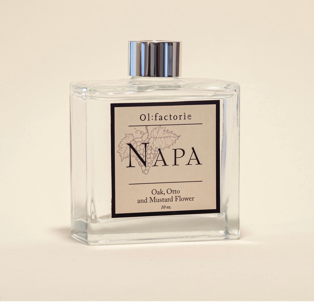 Napa Diffuser 10oz - Olfactorie Candles + Apothecary Boutique