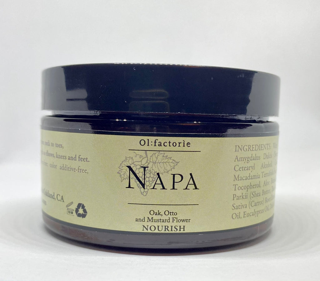 Napa Nourish - Olfactorie Candles + Apothecary Boutique