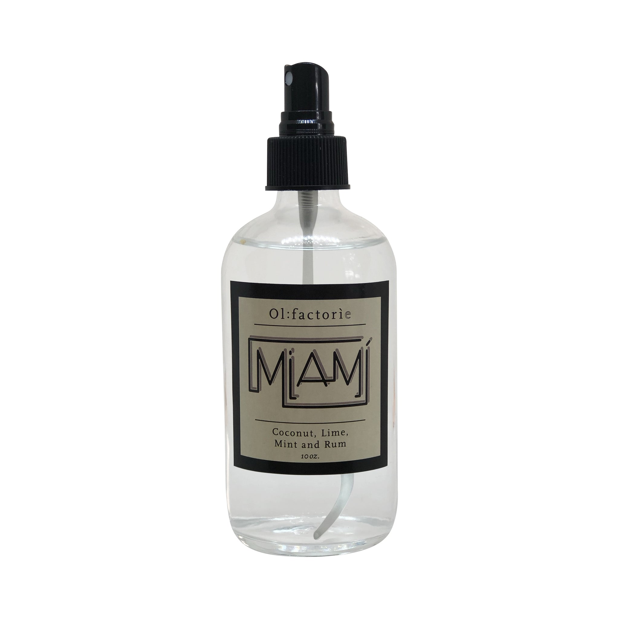 Miami Travel Mist - Olfactorie Candles + Apothecary Boutique