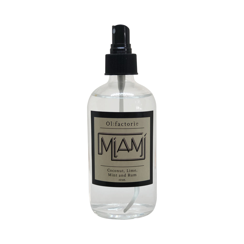 Miami Travel Mist - Olfactorie Candles