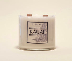 Kauai Candle - Olfactorie Candles + Apothecary Boutique