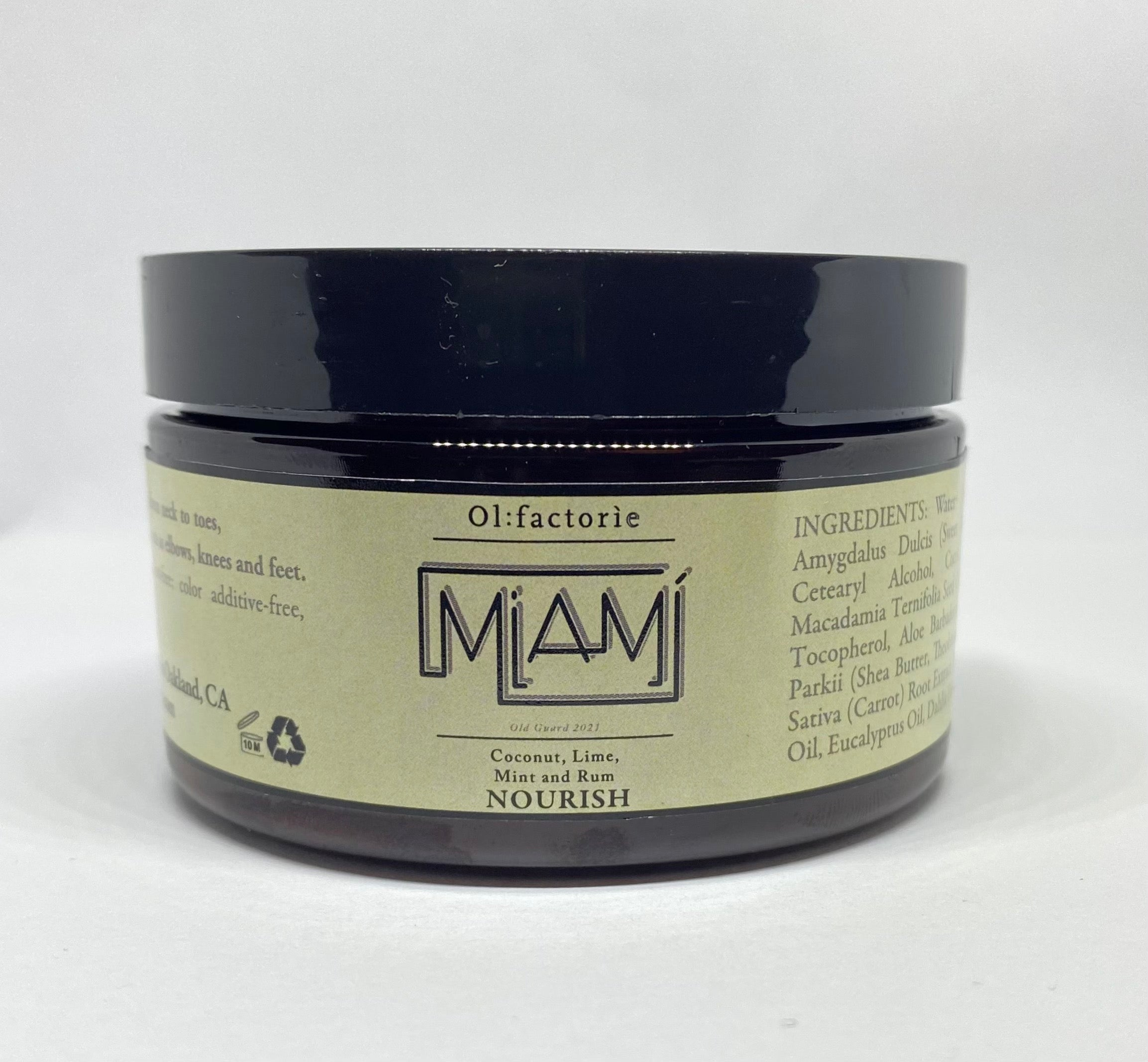 Miami Nourish - Olfactorie Candles + Apothecary Boutique