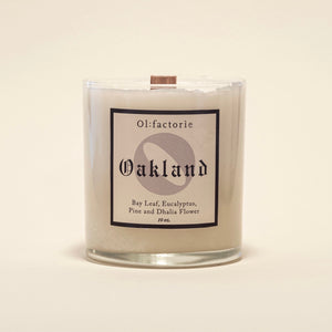 Oakland Candle
