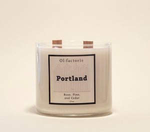 Portland Candle - Olfactorie Candles + Apothecary Boutique