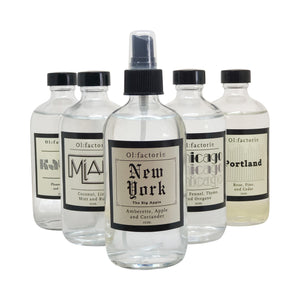 New York Travel Mist - Olfactorie Candles + Apothecary Boutique