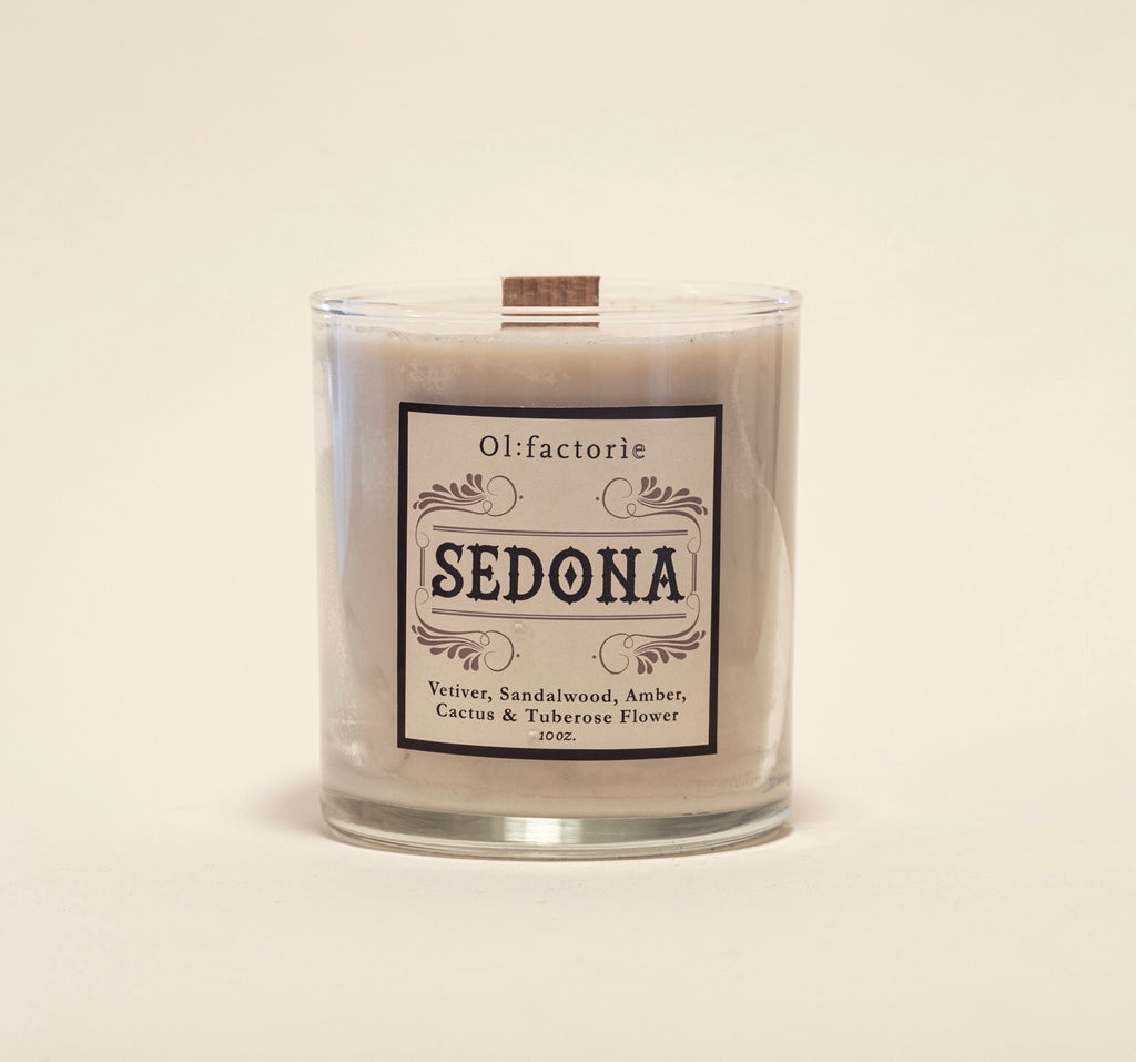 Sedona Candle - Olfactorie Candles + Apothecary Boutique