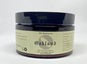 Oakland Nourish - Olfactorie Candles + Apothecary Boutique