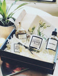 Custom Gift Sets - Olfactorie Candles + Apothecary Boutique