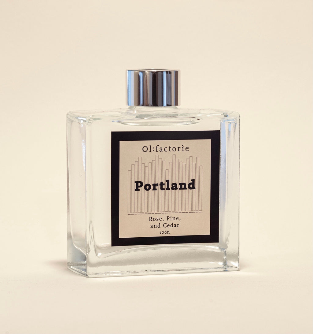 Portland Diffuser 10oz - Olfactorie Candles