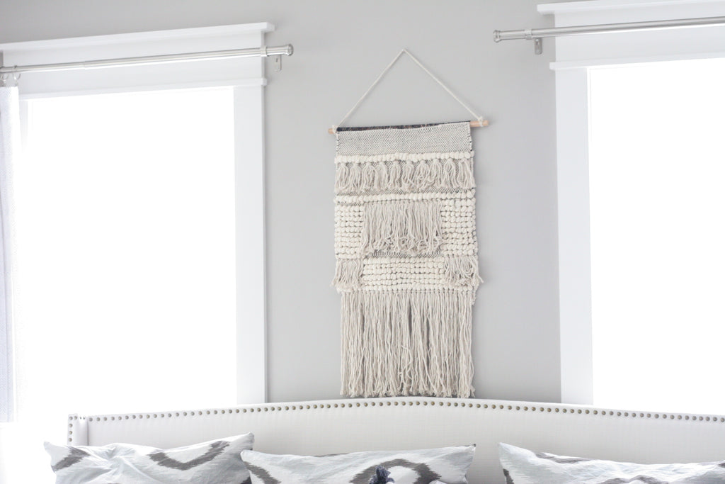 Target Wall Hangings room reveal: master suite – little adi + co.