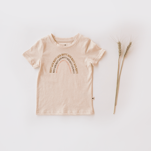 HAPPY DAYS CLASSIC TEE - Little Adi + Co.