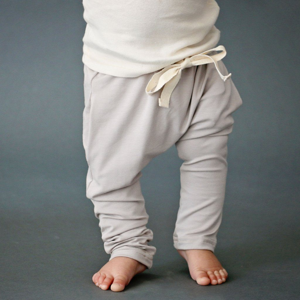 Bamboo Natural Easy Pant