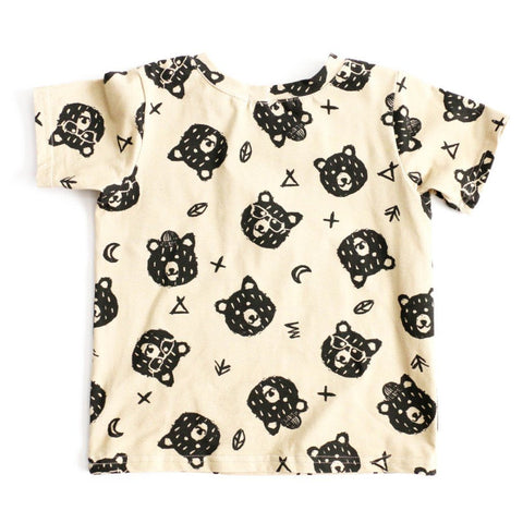 Tribal Bear Baggy Tee