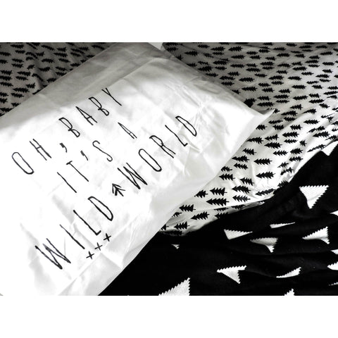 Wild World Pillowcase