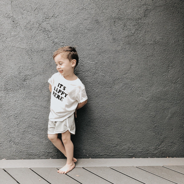 Trackies™ | sage - Little Adi + Co.