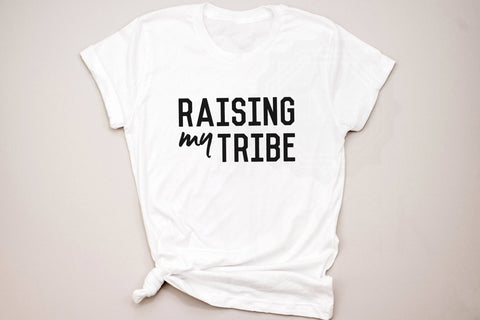 "Adult ""Tribe"" Unisex Tee - Little Adi + Co."