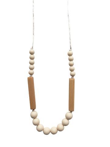 "The ""Sloane"" Teething Necklace - Little Adi + Co."