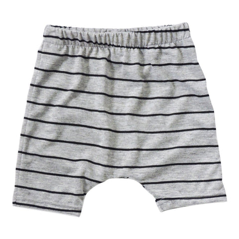 Stripe Harem Short