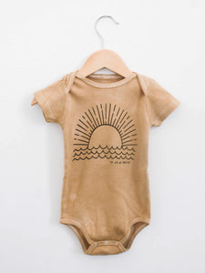 Sunrise Bodysuit - Little Adi + Co.