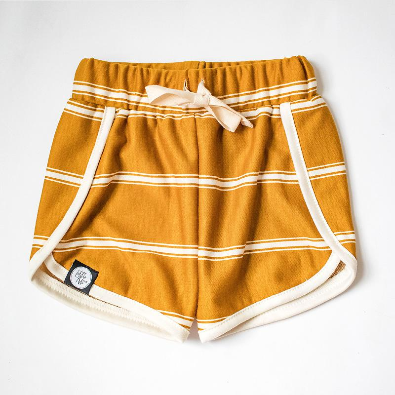 Trackies™ | sunset stripe - Little Adi + Co.