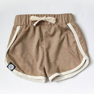 Trackies™ | desert tan - Little Adi + Co.