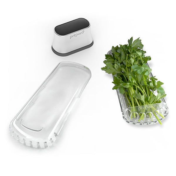 Stainless Steel Herb Savor