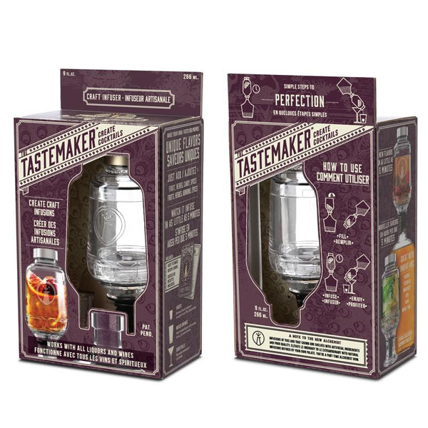 Tastemaker Collection: Craft Infuser