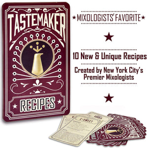 Tastemaker Collection: 7 Pack Recipe Cards