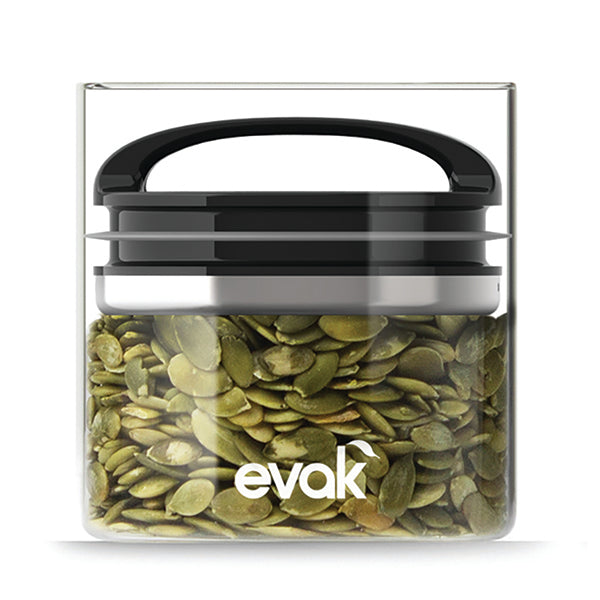Evak Storage - Compact Handle with Glass