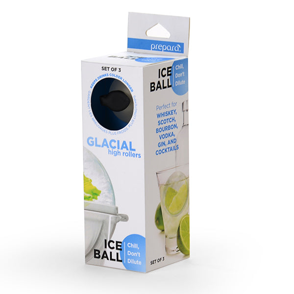 Ice Ball 3 Pack - Metropolitan Line