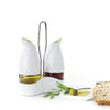 Gourmet Cruet Set with Carrier