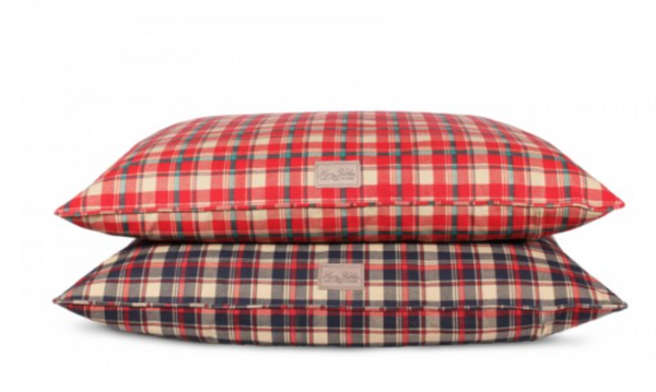 Plaid Dog Beds