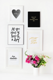 Beautiful Stylish Prints For The Home of Office