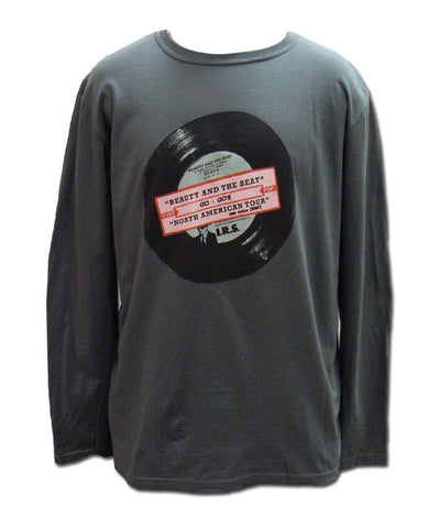 Long Sleeve Vinyl Tee