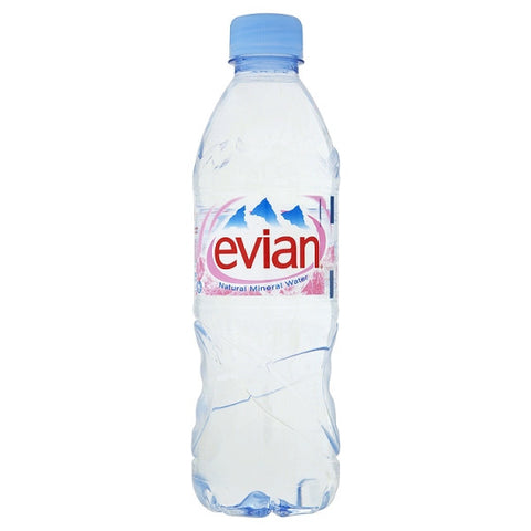 Evian Water 50 cl