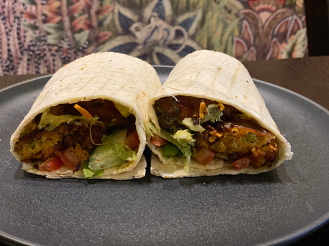 Wrap Cutlet (Vegan)