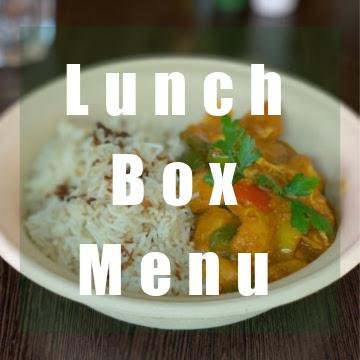 Lunch Box (Lunch Lundi Janvier 25, 2021)