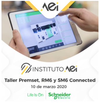 Taller Premset, RM6 y SM6 Connected