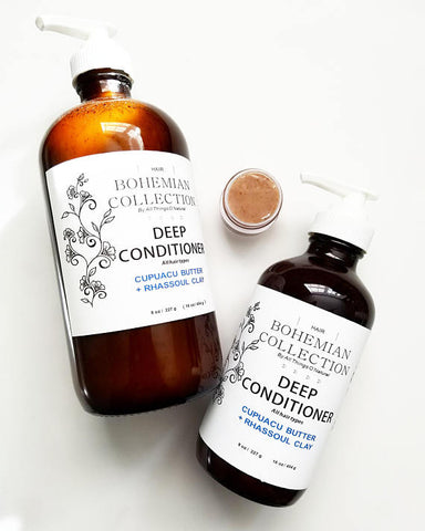 CUPUACU & RHASSOUL DEEP CONDITIONER
