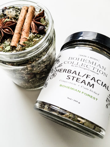 BOHEMIAN FOREST HERBAL STEAM